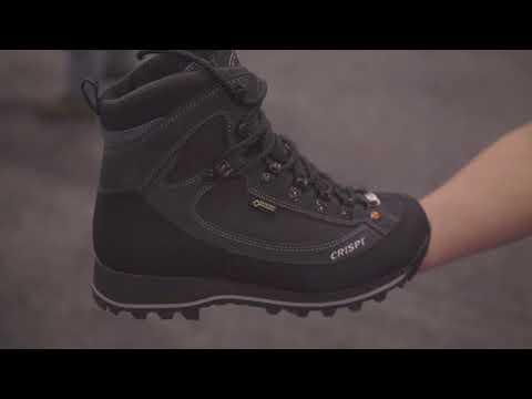 Crispi Boots - 2019 Hunt Expo