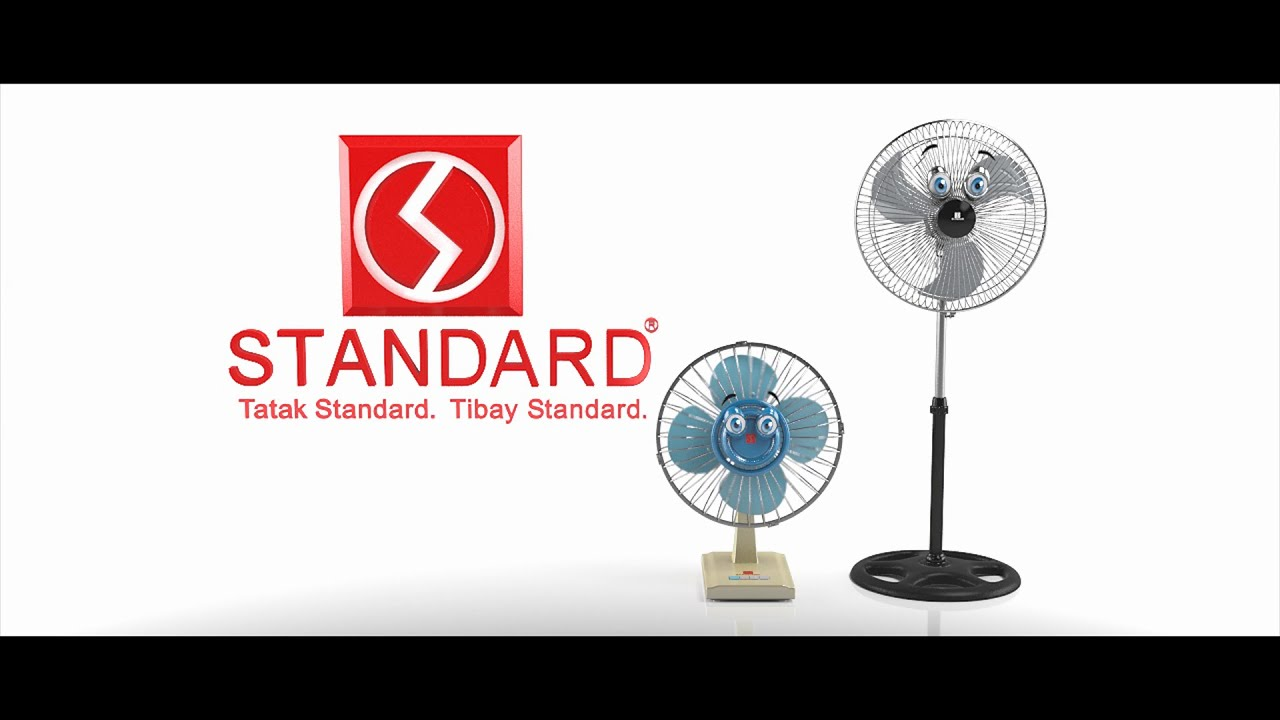 Alam mong Pinoy ka kung - Standard Electric Fan - YouTube