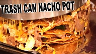 I Hacked a Pot to Make Guy Fieri's Trash Can Nachos Recipe