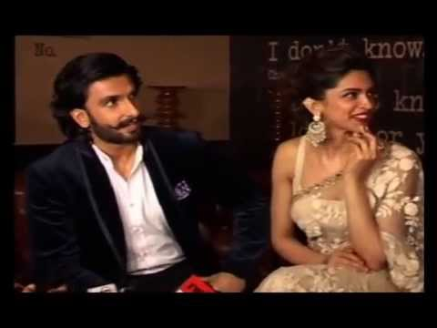 Ram Leela First Look | Ranveer Singh, Deepika Padukone  Uncut [HD] Travel Video