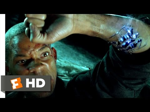 I, Robot (4/5) Movie CLIP - Part Robot (2004) HD Mp3