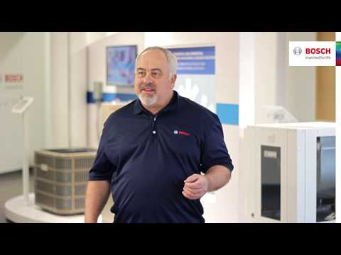 Why Choose Bosch HVAC? Barry C, Owner Of Comfort Technology