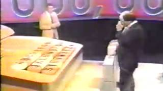 The $1,000,000 Chance of a Lifetime (January 1986) | Dena & David vs. Connie & Steve