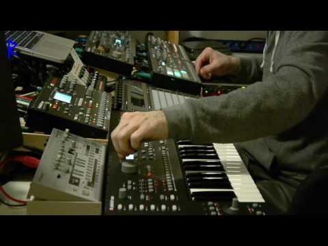 Rufes Live - Feel Good Session (Deep Techno Set with Elektron machines)