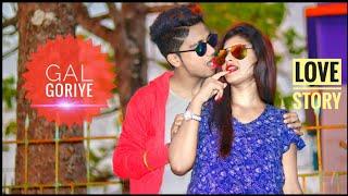 High Rated Gabru - Gal Goriye   Guru Randhawa   Cute Love Story   Hindi Song 2019