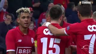 Standard - Waasland Beveren - tous les goals !