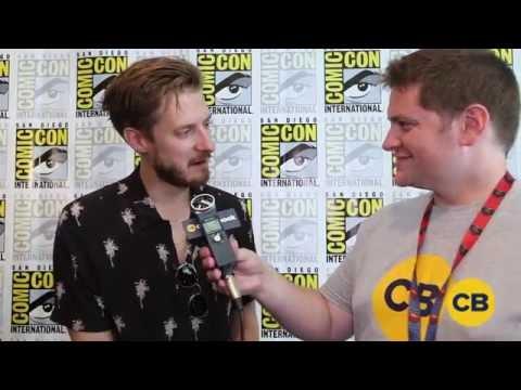 Arthur Darvill Talks Upcoming Season of Legends of Tomorrow at SDCC 2016