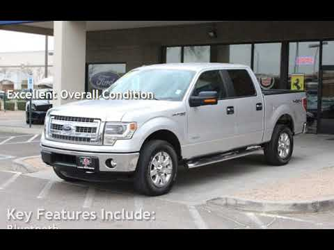 2014 Ford F-150 Crew Cab XLT 4WD for sale in Phoenix, AZ