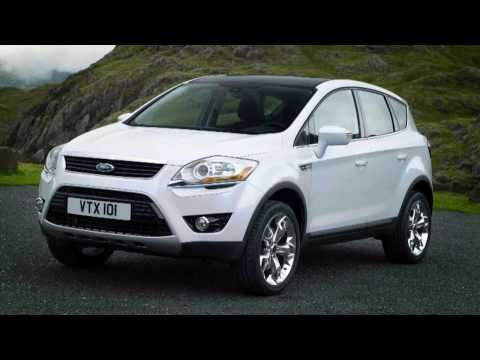 The Kuga - Ford's Dyslexic Fat Cat