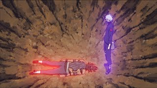 Kakashi Decided Help to Asuma Team With Revenge, Kakash Finished Kakuzu With Chidori (English Sub)