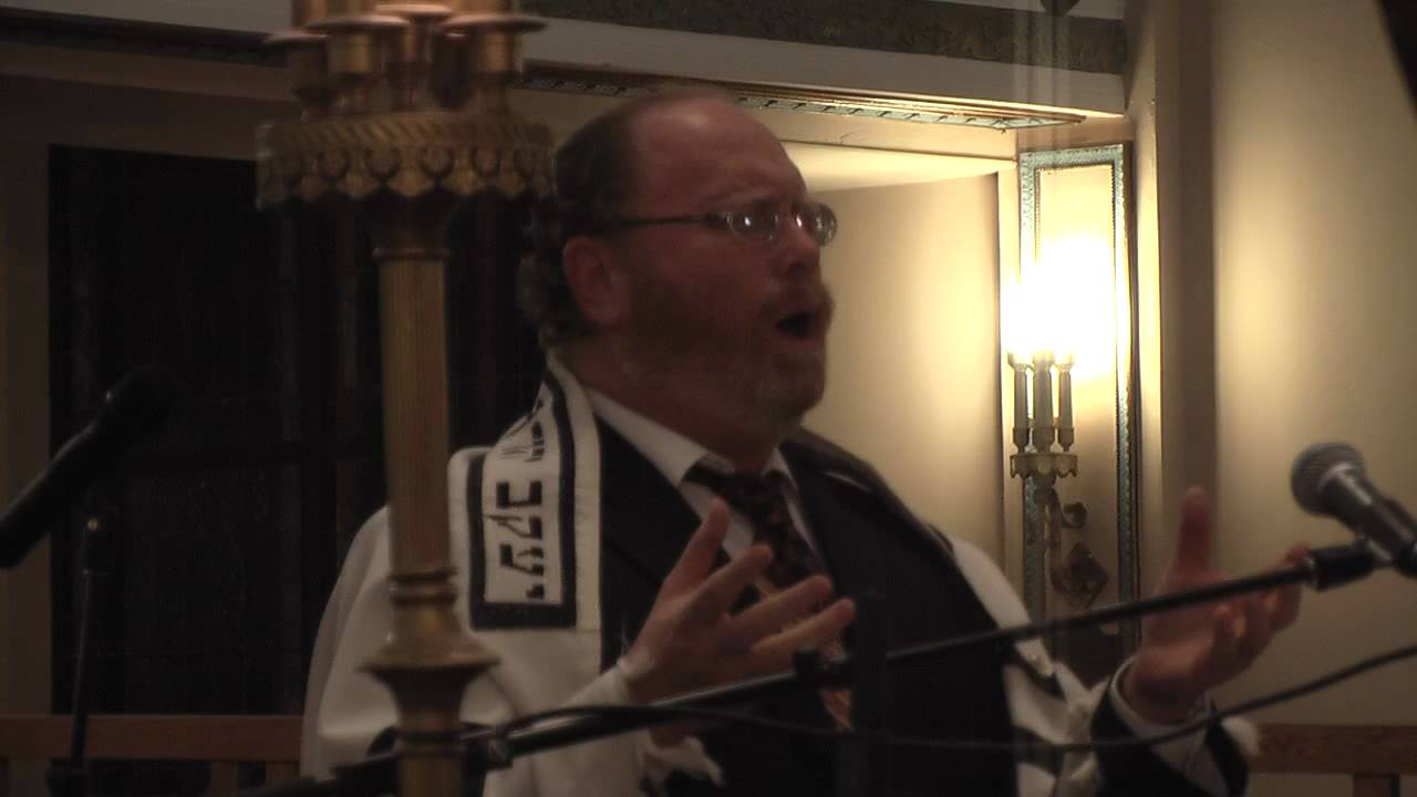 Cantor Yaacov Motzen Singing  At The Sefira Concert   (Watch in HD)