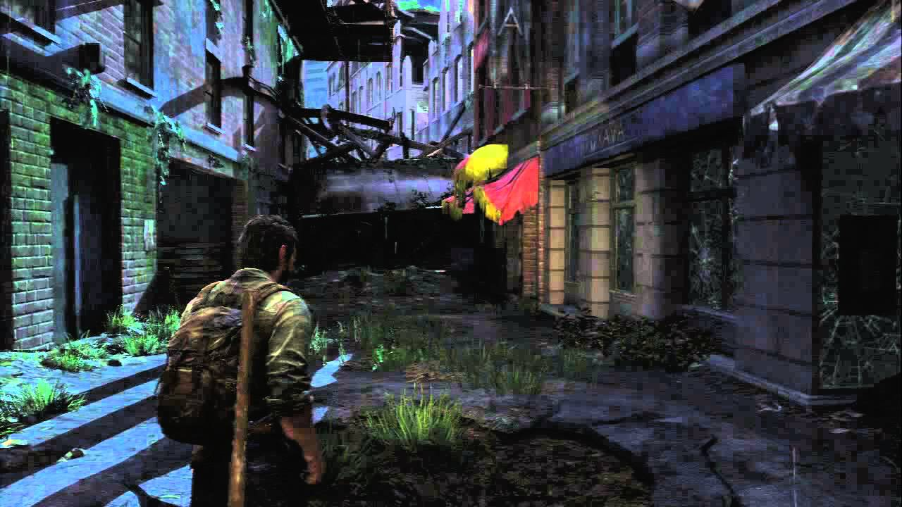 the last of us chap 3 craft shiv medical pamphlet you got