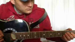 Tennessee Flat Top Box Guitar Lesson