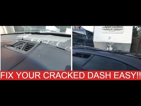1995 - 2005 Chevrolet Cavalier DashSkin Installation