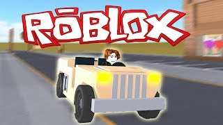 FINALMENTE BOUGHT EL JEEP! (ROBLOX RESTAURANT TYCOON 2)