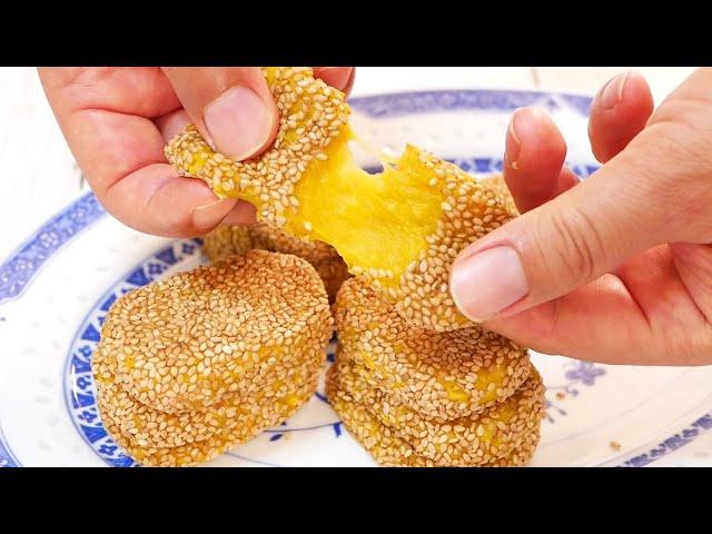 のびーるもちもちかぼちゃバターもちの作り方 How to make pumpkin butter mochi