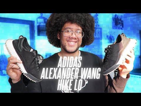 UNBOXING ADIDAS HIKE LOW by Alexander Wang, EST-CE QU'ELLE VAUT VRAIMENT SON 10/10 👀 ?