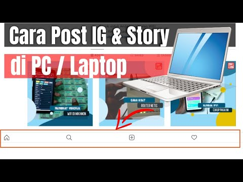 Video ini membahas cara upload fhoto instagram melalui laptop dan PC tanpa aplikasi. Jadi kamu bisa .