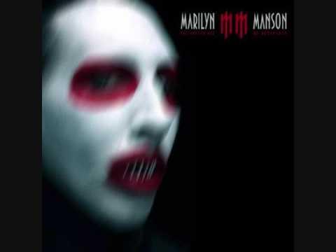 Marilyn Manson Spade ♠