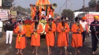 350 saal sache patshah de naal nagar kirtan 2017 @ india ,jabalpur, ranjhi