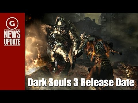 Dark souls 3 release date in Brisbane