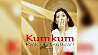 Kumkum 2nd Title Song   Star Plus   Juhi Parmar   Hussain Kuwajerwala  