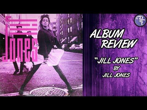 Jill Jones: Jill Jones - Album Review (1987)