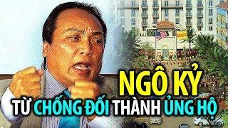 Vì sao ông Ngô Kỷ từ phản đối chuyển sang ủng hộ dự án Sài Gòn Xưa?