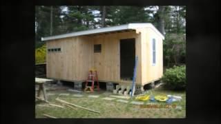 Acushnet Cape Cod Custom Shed Builder