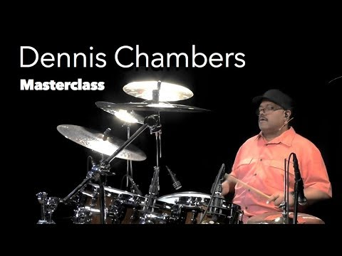 Learn To Create your own Style with Dennis Chambers (OnlineLessons.tv)