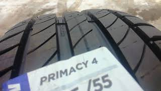 Michelin Primacy 4 205/55 R 16