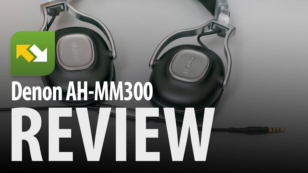 Denon AH-MM300 Black