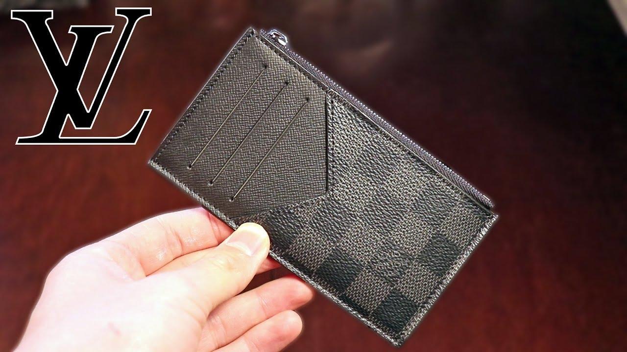 19d0018d36 Louis Vuitton Coin Card Holder Wallet Review