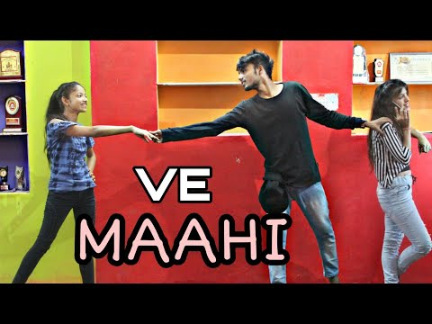 Ve Maahi | Kesari | Dance Cover | Akshay Kumar  | Arijit Singh & Asees Kaur