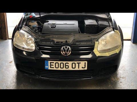 Bargain £325 Copart VW Golf Quick Fix Cheap Repair