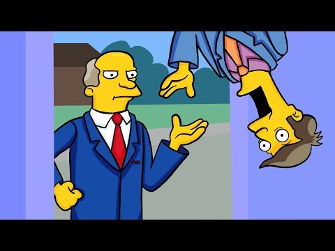 Steamed Hams But it's Badly Animated in Flash