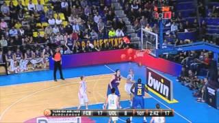 Best moments: fc barcelona regal-union olimpija