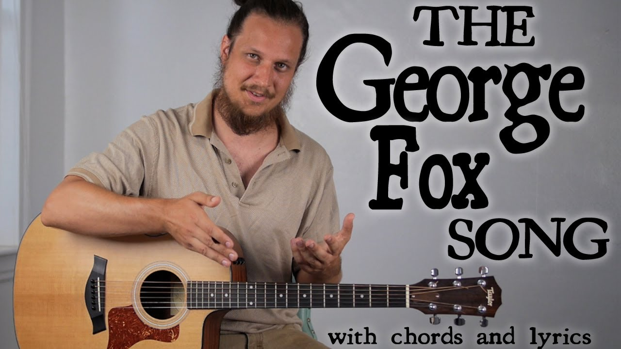 The george fox song walk in the light chords lyrics youtube the george fox song walk in the light chords lyrics hexwebz Image collections