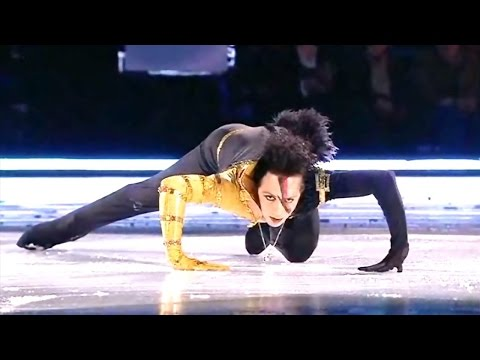 Johnny Weir 'Just Dance'