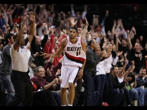 Nicolas Batum's Top 10 Plays of his Career