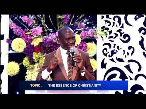 THE ESSENCE OF CHRISTIANITY - FULL MESSAGE