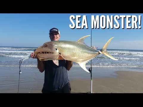 How To Catch A Sea Beast - Surf Fishing PINS