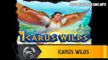 Icarus Wilds slot by Sthlm Gaming