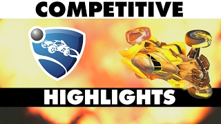 Rocket League | Competitive Highlights (Best Goals & Funny Moments)