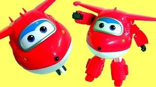 Super Wings Transforming Planes Toys 출동슈퍼윙스 신제품 장난감  Brinquedos Aviões em Portugues BR  비행기