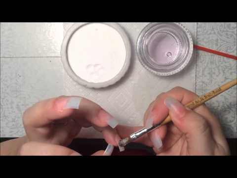 How To: Acrylic Set For Beginners At Home