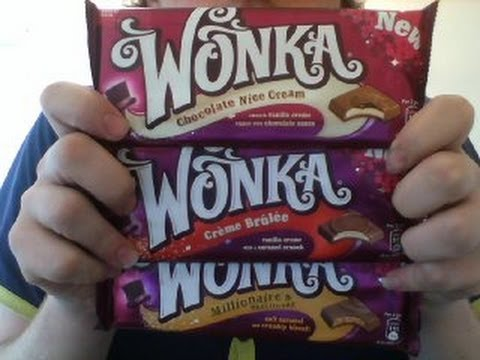 Charlie And The Chocolate Wonka Bars Review