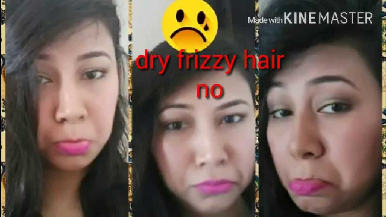how to get rid of frizzy hair permanently