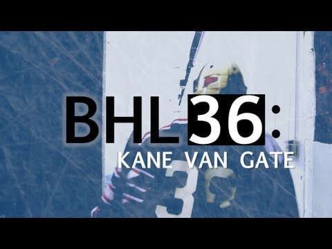 BHL 36 - Kane Van Gate - YouTube