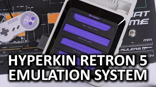 Hyperkin Retron 5 Game System - Emulate Your Favourite Classics